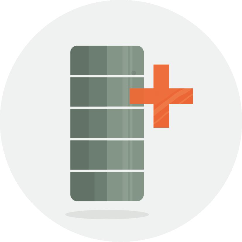 Batterilager för hus och hem